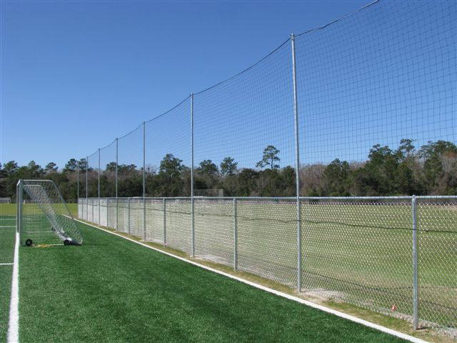 Barrier Netting 2