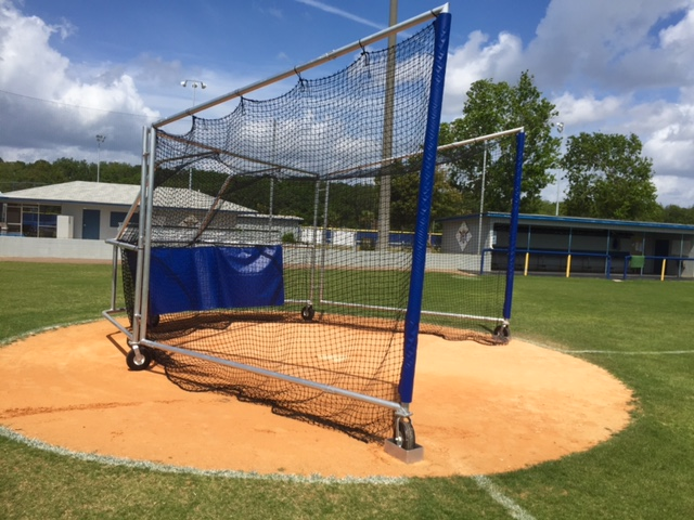 Single Hitter Replacement Net